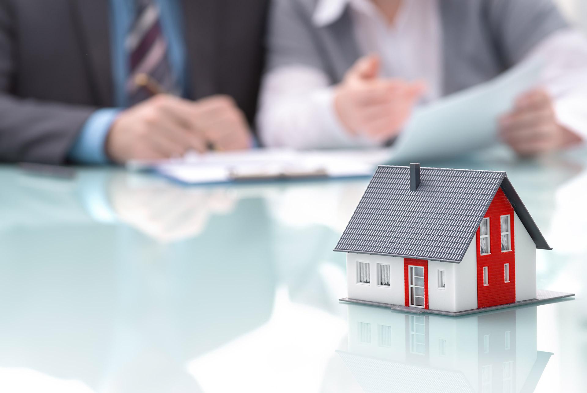 Privatkunden - Immobilienfinanzierung
